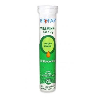 BF Vitamin C + Bioflavonoidi eff. 20x1000mg