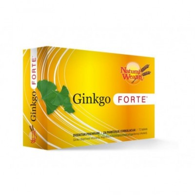 NW Ginko forte A60