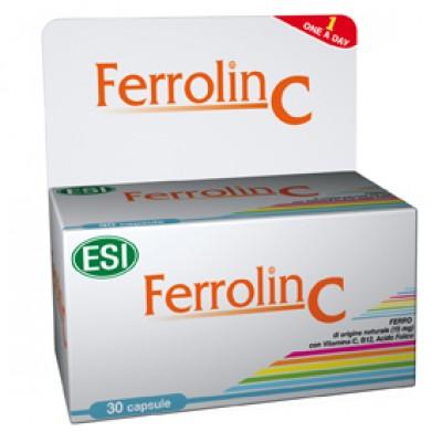 ESI Ferrolin C cps. A30