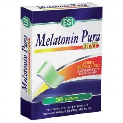ESI Melatonin pura strips 20x1mg
