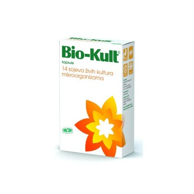 Bio-kult cps. A60