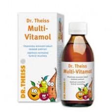 Dr.Theiss multivitamol sirup 1+ 200ml