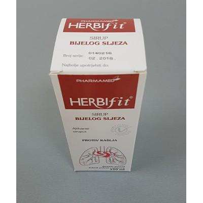 PH Herbifit sirup bijeli sljez 150ml