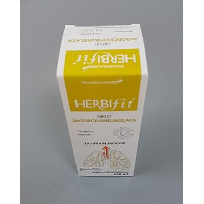 PH Herbfirt sirup jagorčevina 150ml
