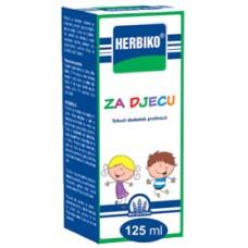 Herbiko sirup za djecu za sve vrste kašlja 125ml
