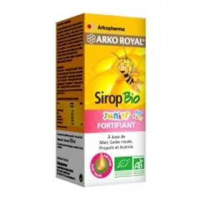 Arko royal organski sirup junior 140ml