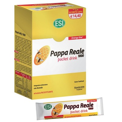 ESI Pappa reale 1000 drink A16