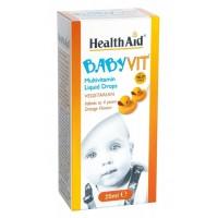 Babyvit Liq drops oral 25ml