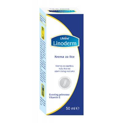 LL Linoderm krema za lice