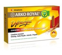 Arko royal dynergie amp. 20x15ml