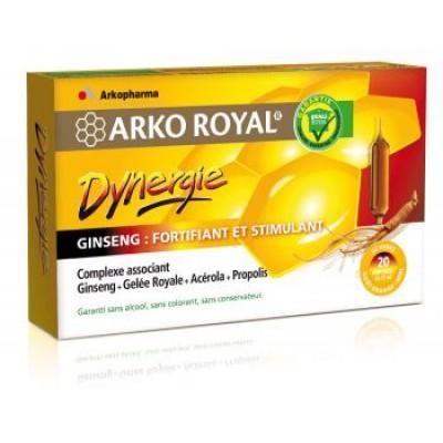 Arko royal dynergie amp. 20x15ml