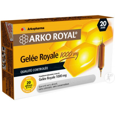 Arko royal gelee royale 1000mg 20x15ml