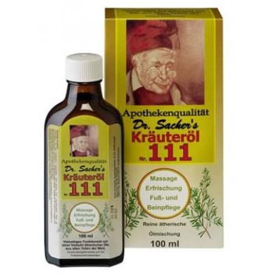 Biljno ulje 111 trava 100ml