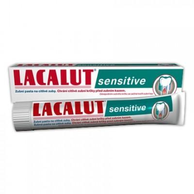 Lacalut sensitive pasta 75ml