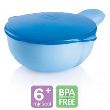 MAM Zdjelica sa pregradama i poklopcem