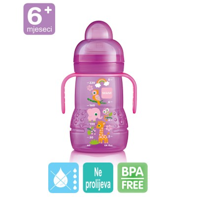MAM Bočica Trainer 220ml