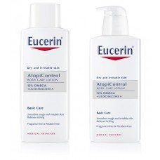 Eucerin AtopiControl losion s 12% omega mas.kis. 250ml