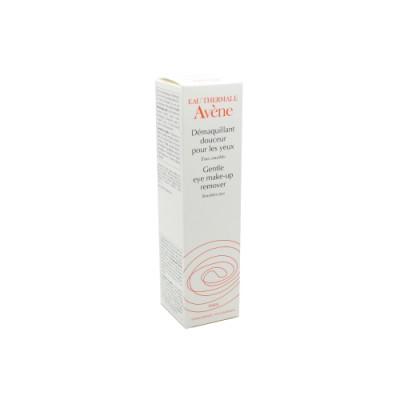 AVENE Blagi gel za uklanjanje šminke oko očiju 125ml