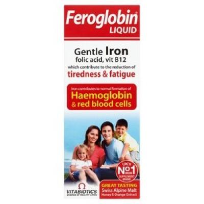 Feroglobin B12 suspenzija 200ml