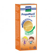 Herbiko Propomucil sirup za djecu 120ml