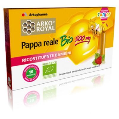 Arko Pappa Reale Bio 500mg Junior ampule A10