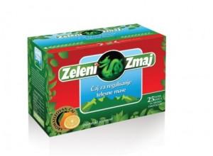 Zeleni zmaj čaj za mršavljenje