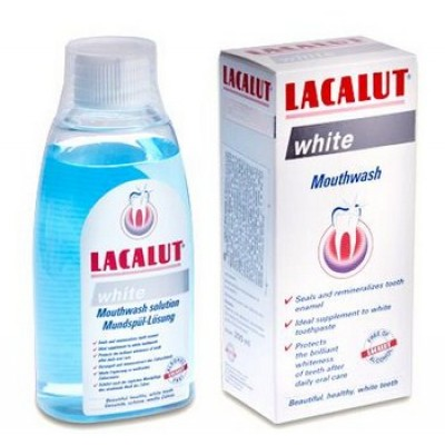 Lacalut white otopina 300ml